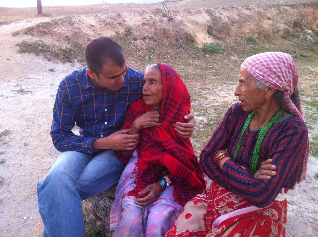 Mark Arnoldy, Nyaya Health We partner with Nepal's
