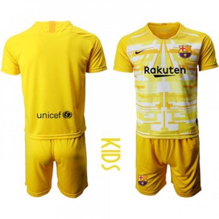 Camiseta Light Amarilla Barcelona Portera 19 20 Niños Id2019161 20 06 Comprar Camisetas De Futbol Ba Camisetas Camisetas Deportivas Camisetas De Fútbol