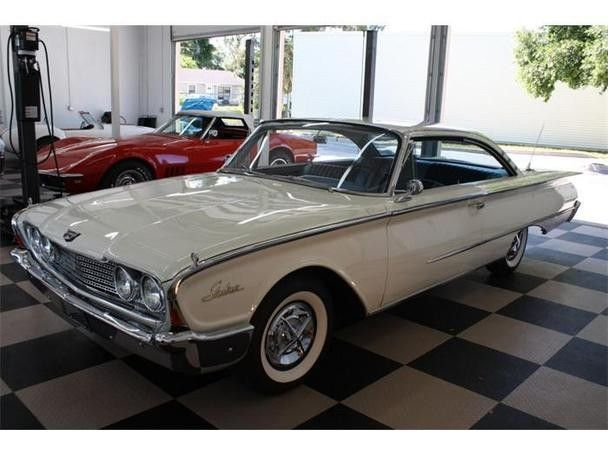 1960 Ford Starliner With Images Classic Cars Trucks Ford