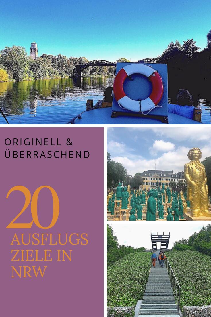 Die 20 Originellsten Ausflugsziele In Nrw Ausflug Ausflugsziele Und Reisen