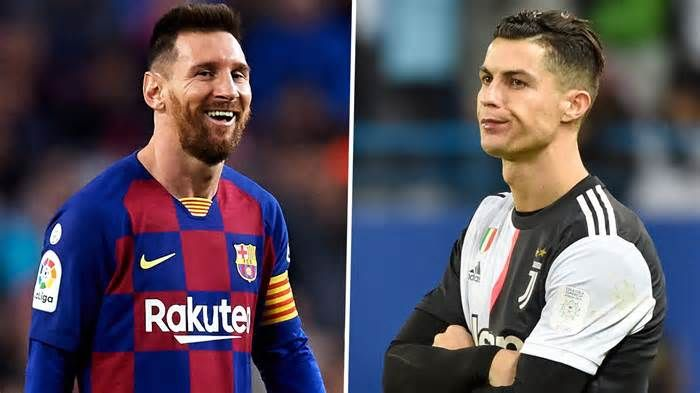Kaka selects Messi ahead of Ronaldo despite Real Madrid links . Get the latest news for #realmadrid inside pinterest on this board. Dont forget to Follow us. #realmadridnews #realmadridgoal #realmadridfootball #viraldevi. April 04 2020 at 11:07AM
