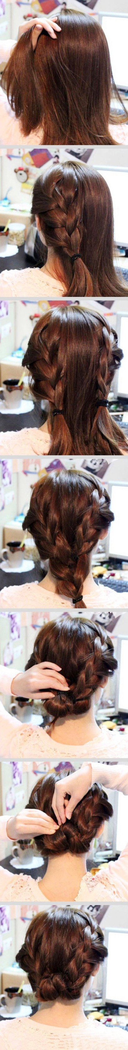 Diy hair fashion hairstyle sexy beauty hairstylesdiy
