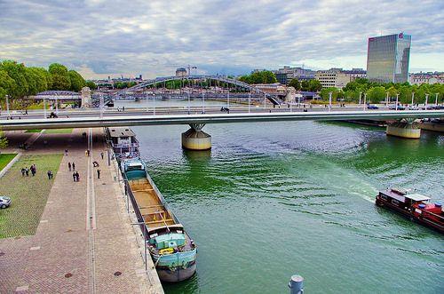 Paris Port d'Austerlitz 1