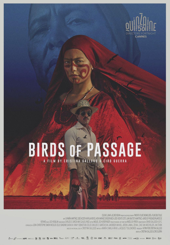 Image result for Pájaros de verano poster