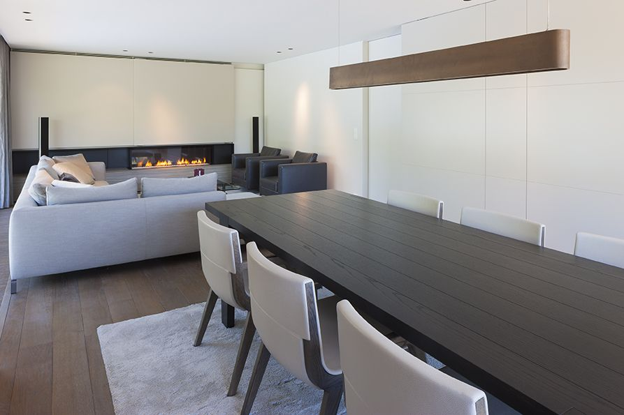 Ixtra interieur architectuur villa dadizele hoog □ exclusieve