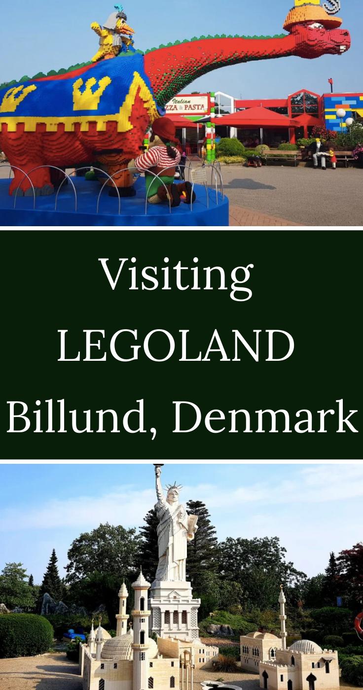 Legoland Billund Review : Days Out With Kids In Denmark  Visiting #legoland #billund in #denmark with children #lego #thingstodoinBillund #Denmarktravel #familytravel