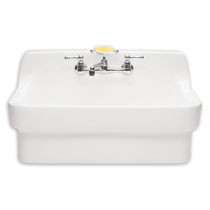 10 Easy Pieces: Wall-Mount Utility Sinks | Utility sink, American ...