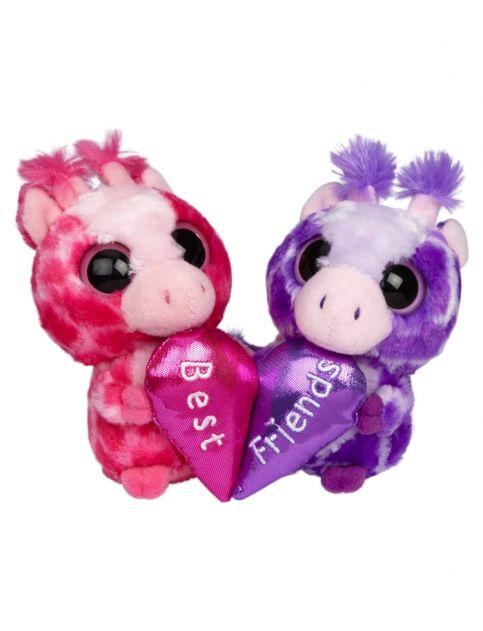 Best Friends Plush Giraffe Set Girls Stuffed Animals Beauty Room