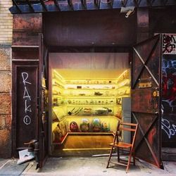 Go See This Tiny Museum In A Tribeca Elevator Shaft
