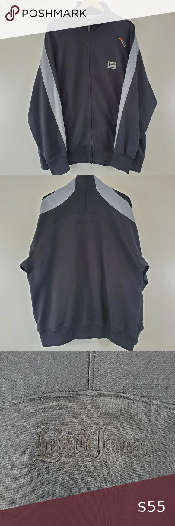 Nike Lebron James Zip Sweatshirt Zip Sweatshirt Nike Jacket Nike [ 1740 x 580 Pixel ]