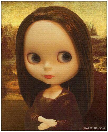 Blythe (Mona -Lisa)