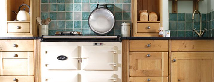AGA Traditional Cooker in Cream
