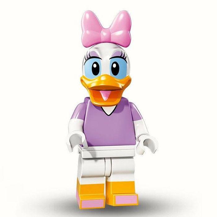 LEGO Disney Daisy Duck Minifigure