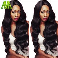 Peruvian virgin gluless black body wave lace front wigs natrural black human hair wigs with baby hair for black women 8-28inches