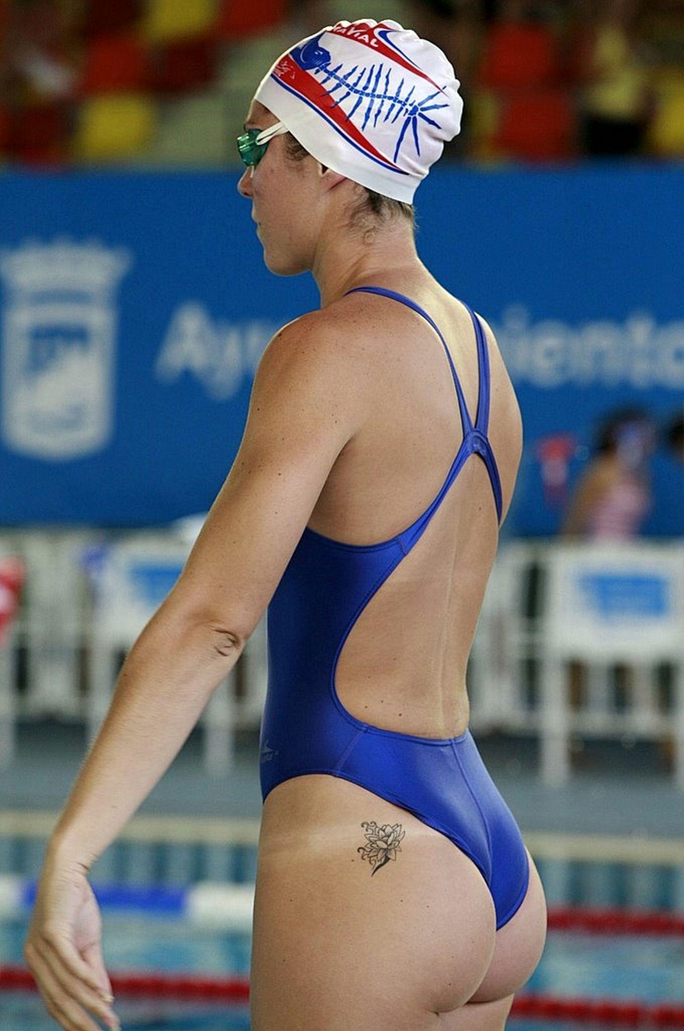 Winning high school swimmer disqualified over butt cheek wardrobe violation