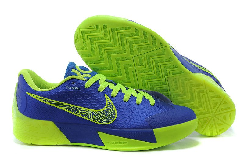 new style 090b9 b1af0 KD Trey 5 II Royal Blue Lime Green Electric Green Volt