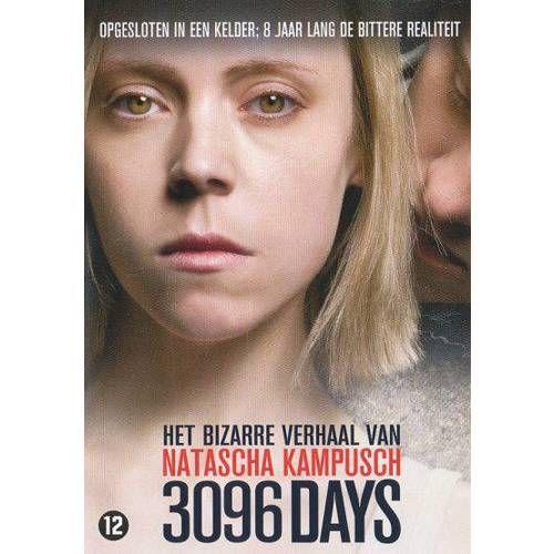 3096 Days Dvd Gevangeniscel Film Verhalen