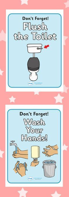 Twinkl Resources >> Toilet Instruction Signs >> Printable resources for Primary, EYFS, KS1 and SEN. Thousands of classroom displays and teaching aids! Classroom Signs, Toilet, Behaviour