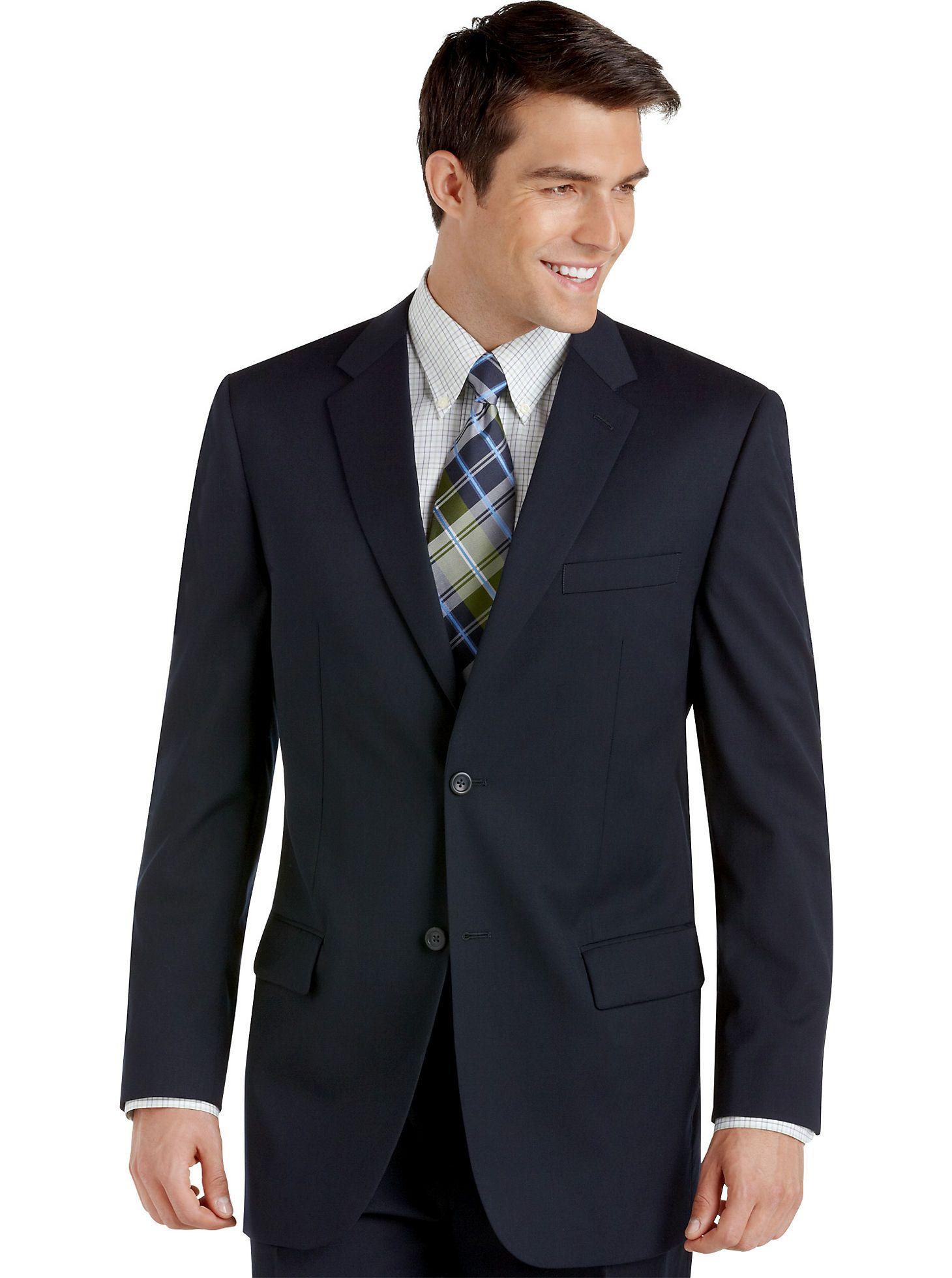 aae0ad9ee61f1 Suits - Joseph   Feiss Navy Suit - Men s Wearhouse