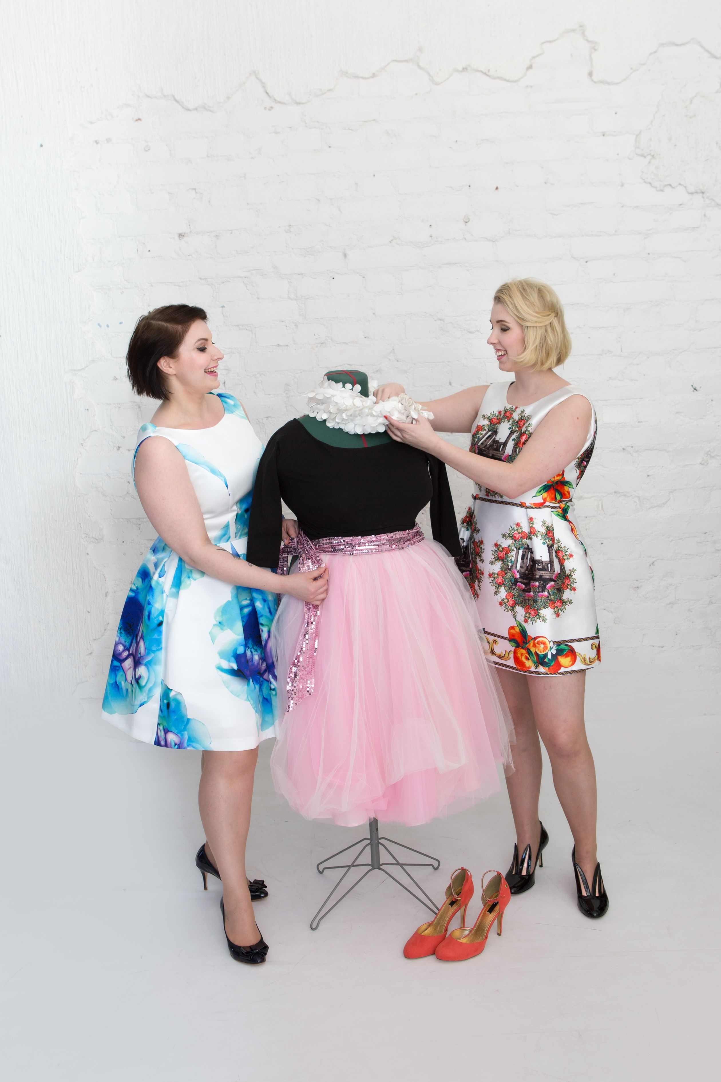 Styling fashion designer