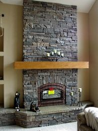 cultured stone fireplaces manufactured stone fireplace photo rh pinterest com diy manufactured stone fireplace manufactured stone fireplace designs