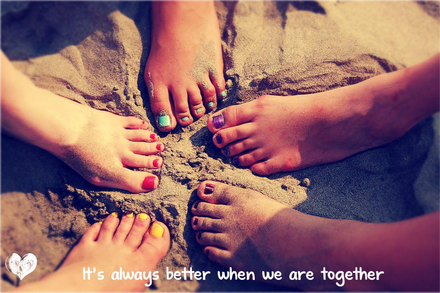 #sparklingfriendship
