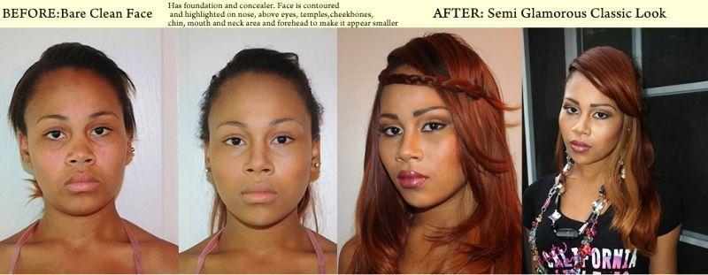 Airbrush make up for Darker skin tones