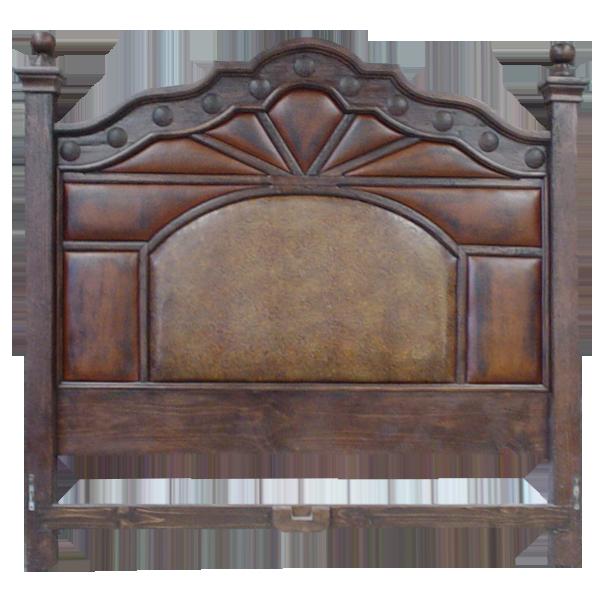 Santa Arca Bed | Jorge Kurczyn Spanish Colonial Furniture