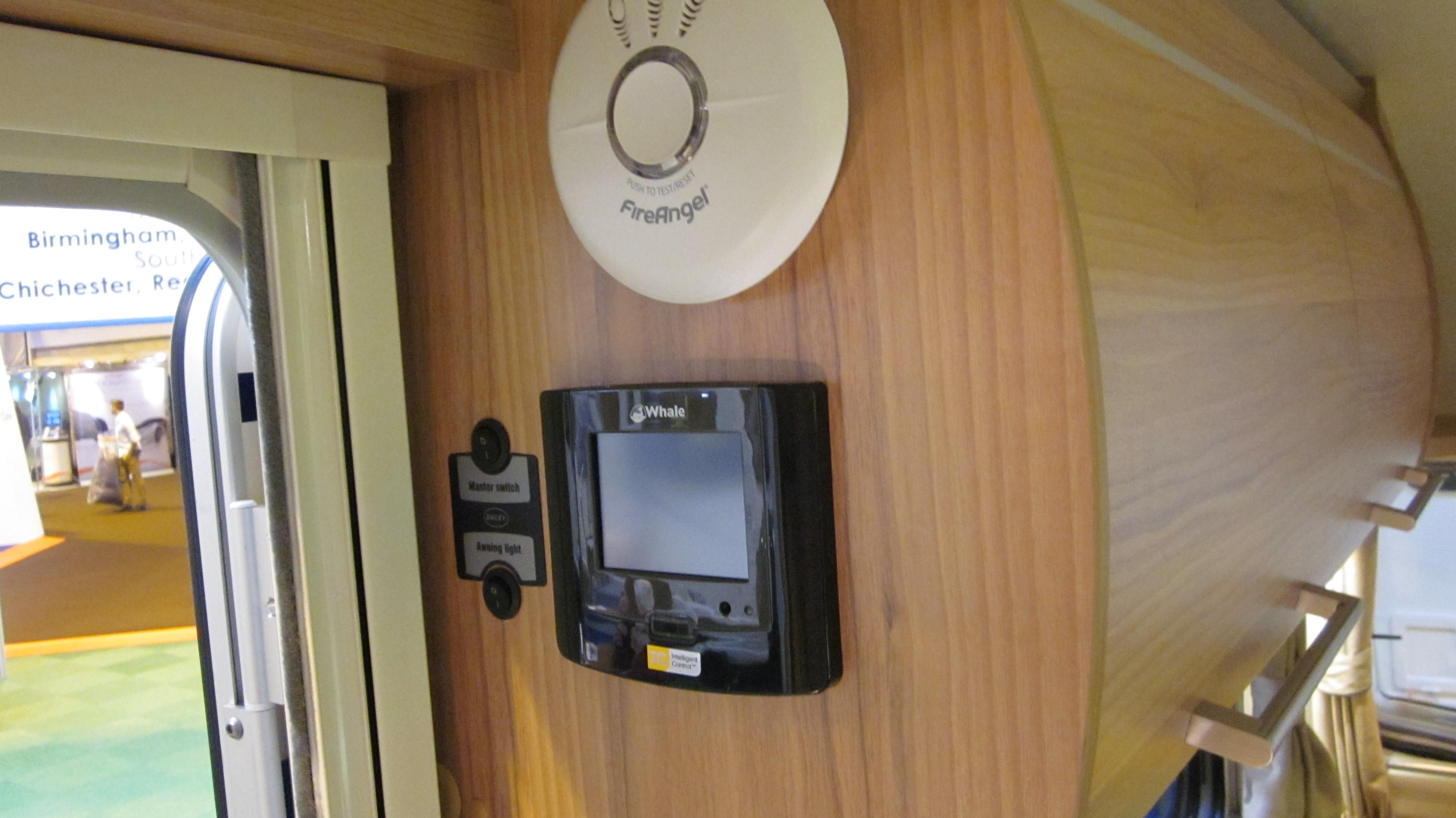 Bailey Pegasus GT65 Verona This Caravan Is Heated With The Whale Under Floor Heating System