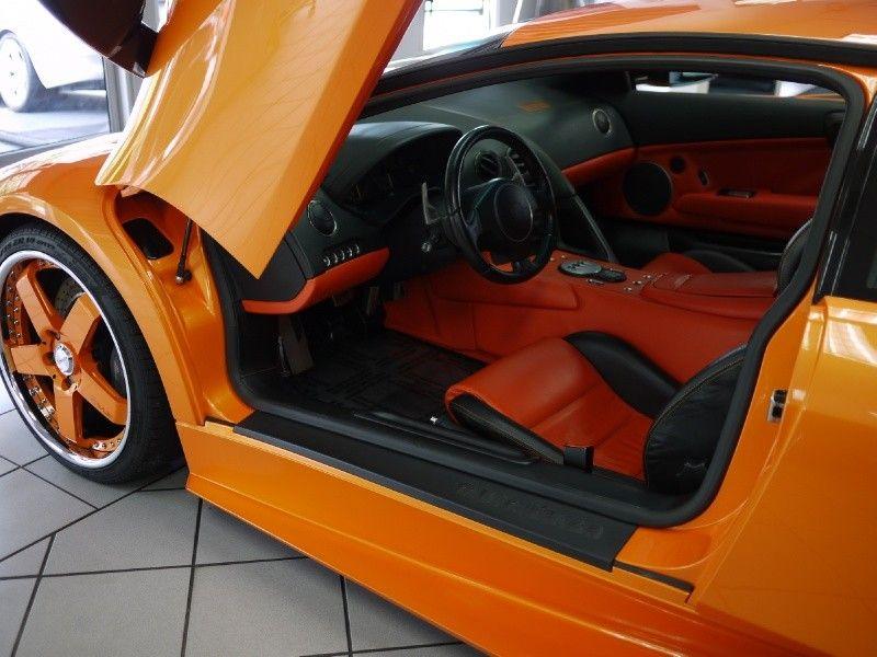 2004 Used Lamborghini Marcielago Coupe For Sale In Atlanta Ga Marietta Georgia Www Selectluxury Com Car Seats Lamborghini Georgia