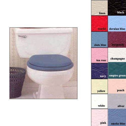 Prime Ginsey Classique Standard Round Cushion Soft Padded Toilet Theyellowbook Wood Chair Design Ideas Theyellowbookinfo