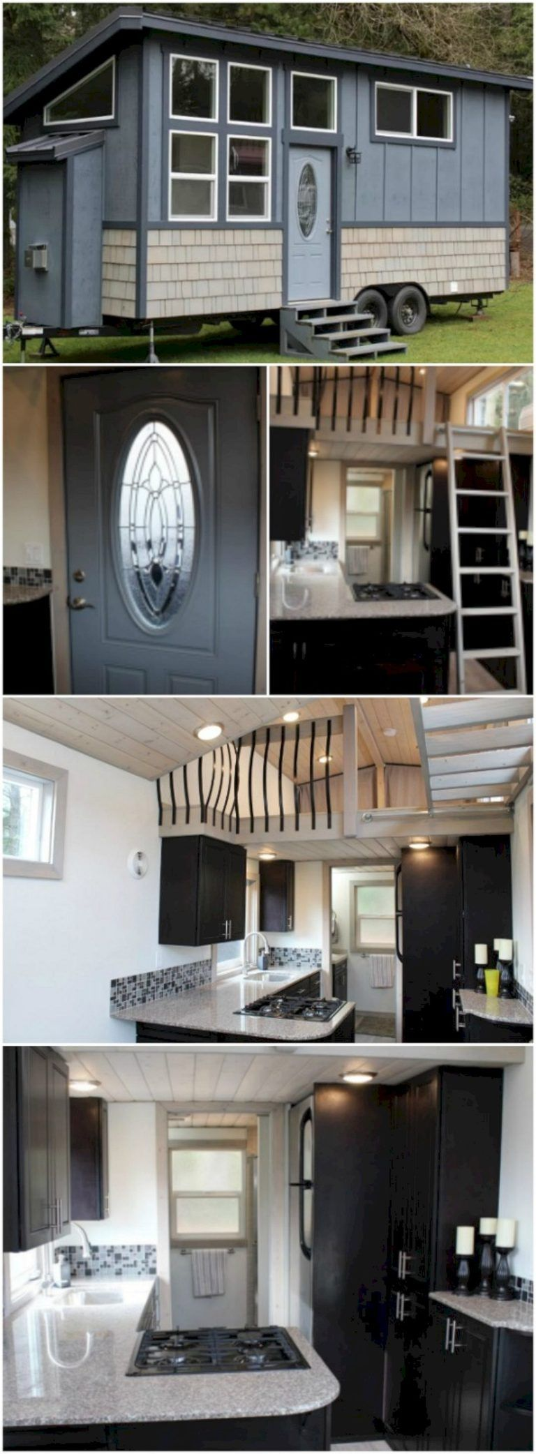 Stunning Tiny House on Wheels that You Must Have Right Now (15 Ideas)