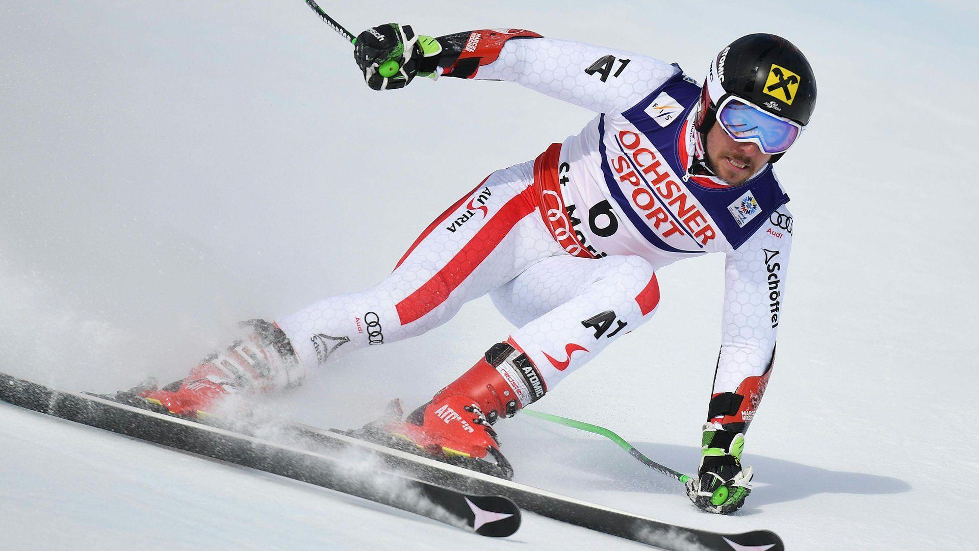 Alpine Ski WM 2017. Gold (Marcel Hirscher) und Silber (Roland Leitinger) für Österreich im WM-Riesenslalom - kurier.at