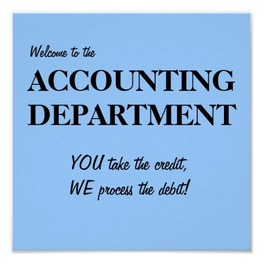 Welcome ACCOUNTING DEPARTMENT Accounts Office Sign Business Custom Accounting Quotes