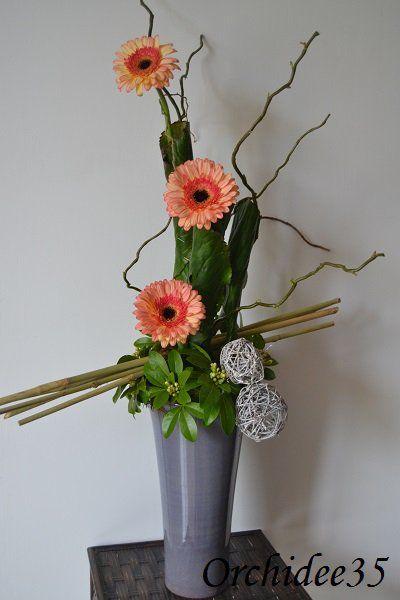Orchidee35 Decoration Florale Fleurs De L Eglise Et