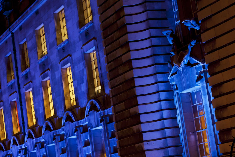 County Hall, London, UK