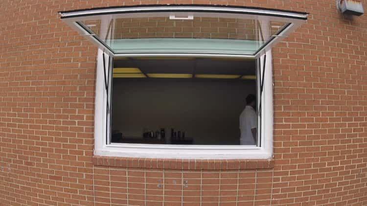 Gas strut window opening on vimeo the struts windows