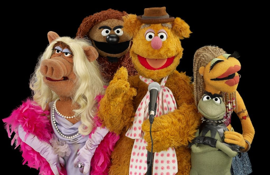 The Moopets is a Muppet tribute band headlined at the