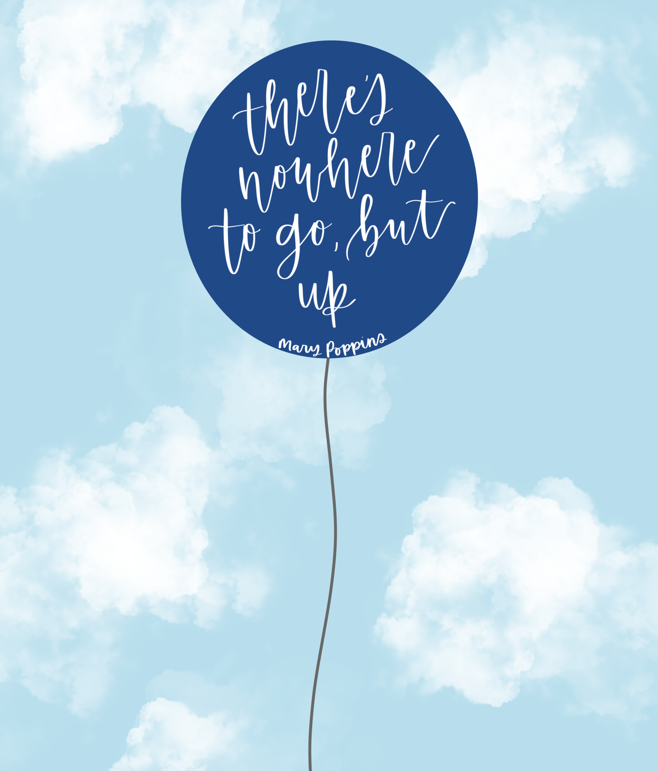 15 Quotes from Mary Poppins Returns to Brighten Your Day • TWF is part of Mary poppins quotes - Discover some of the sweetest quotes from Mary Poppins Returns! With handwritten calligraphy included, you'll think it's practically perfect in every way