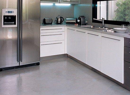 Cocinas Cemento Alisado 4 Jpg 550 400 Cocinas Rusticas Pisos