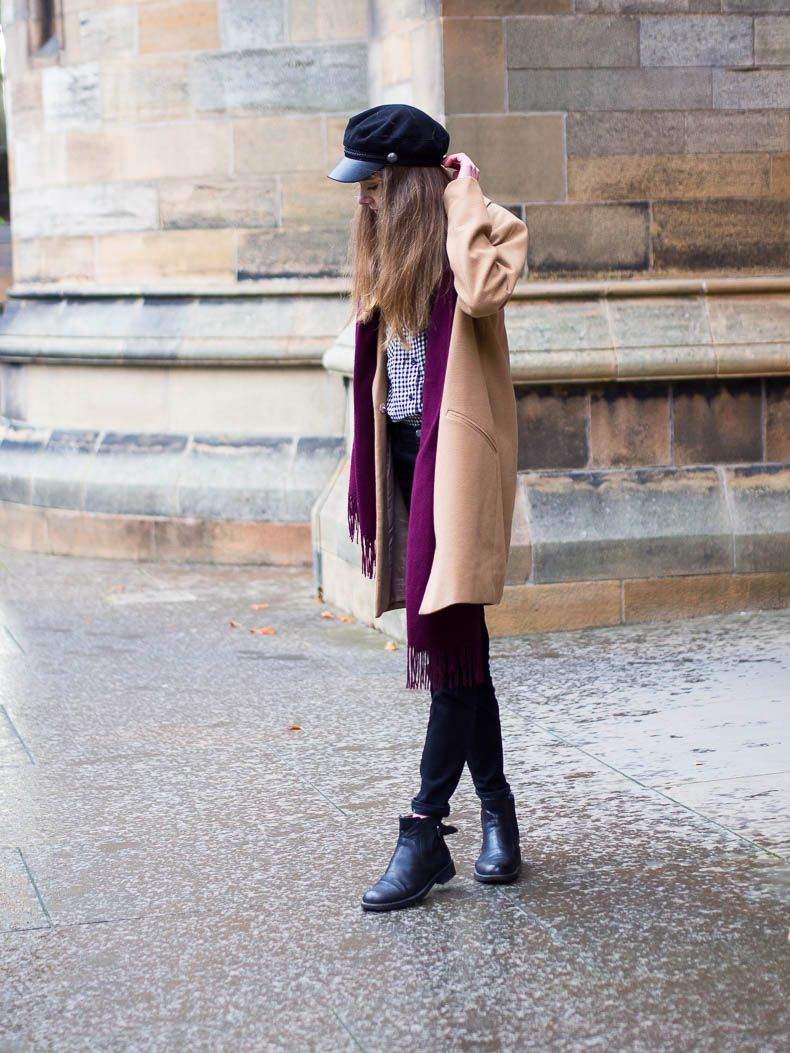 The Return of the Camel Coat