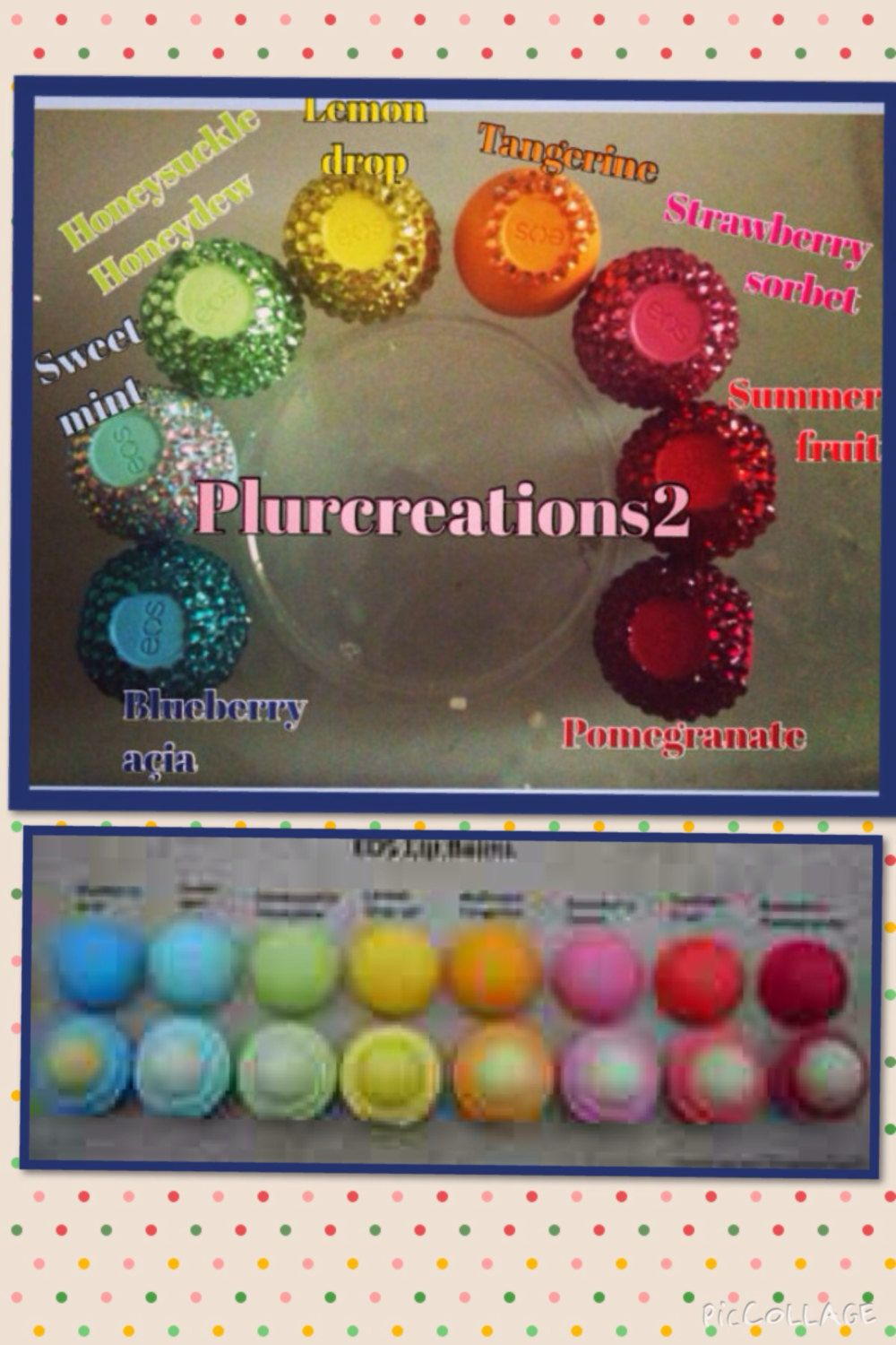 EOS+Blinged+lip+balm+by+plurcreations2+on+Etsy,+$7.00