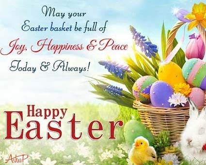 Happy Easter To All My Family And Friends Easter Family Friends