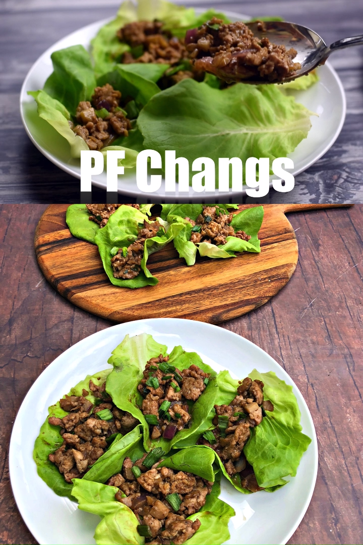Photo of Keto Low-Carb PF Chang's Chicken Lettuce Wraps