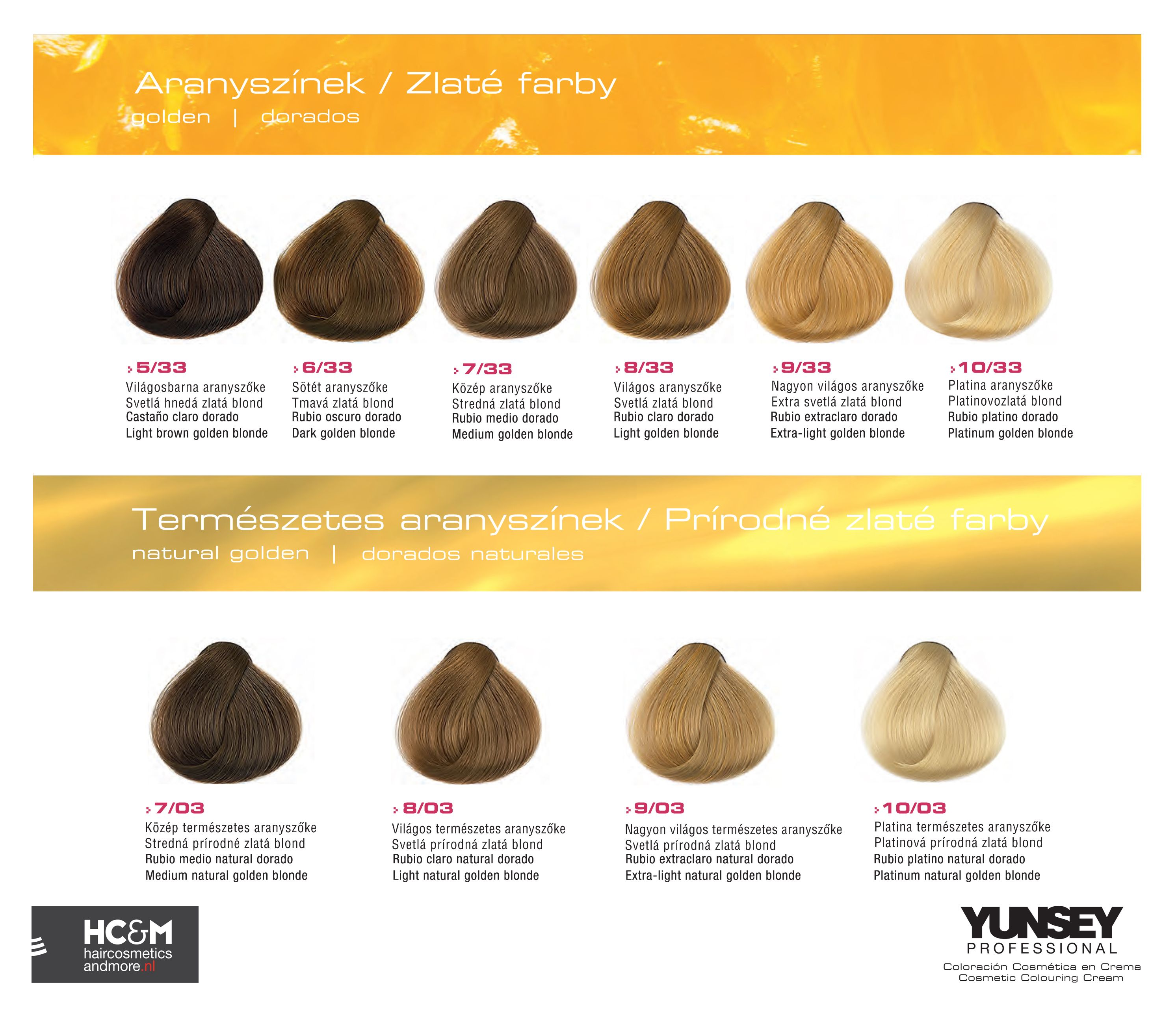 Yunsey Hair Color Deep Naturals. | Yunsey Professional | Pinterest ...
