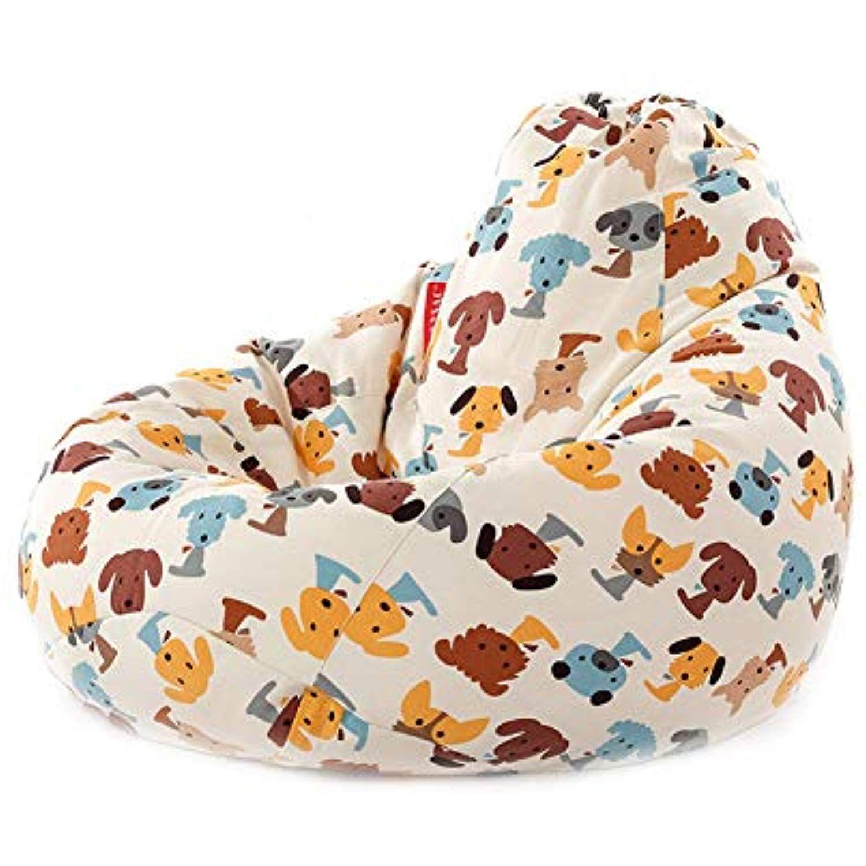 Rongt large cartoon bean bag chair cover stuffed animal