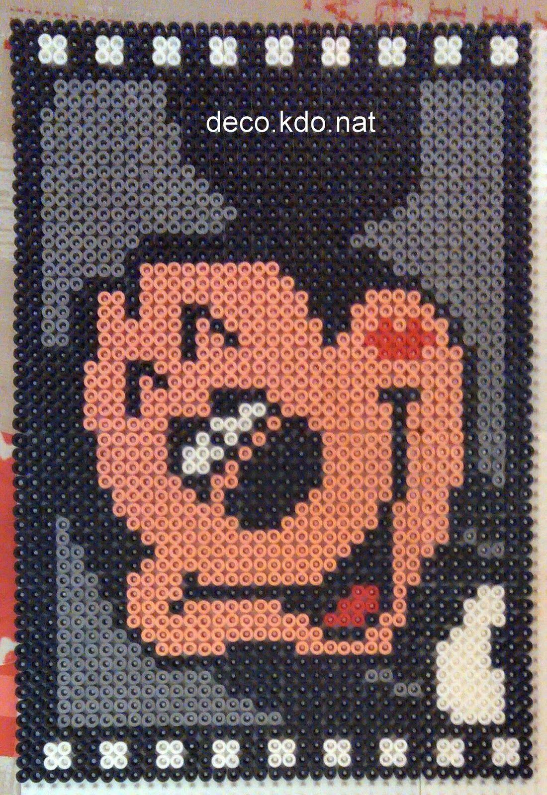 Custom Baby Mickey Mouse Hama Beads By Pixelscustom 5