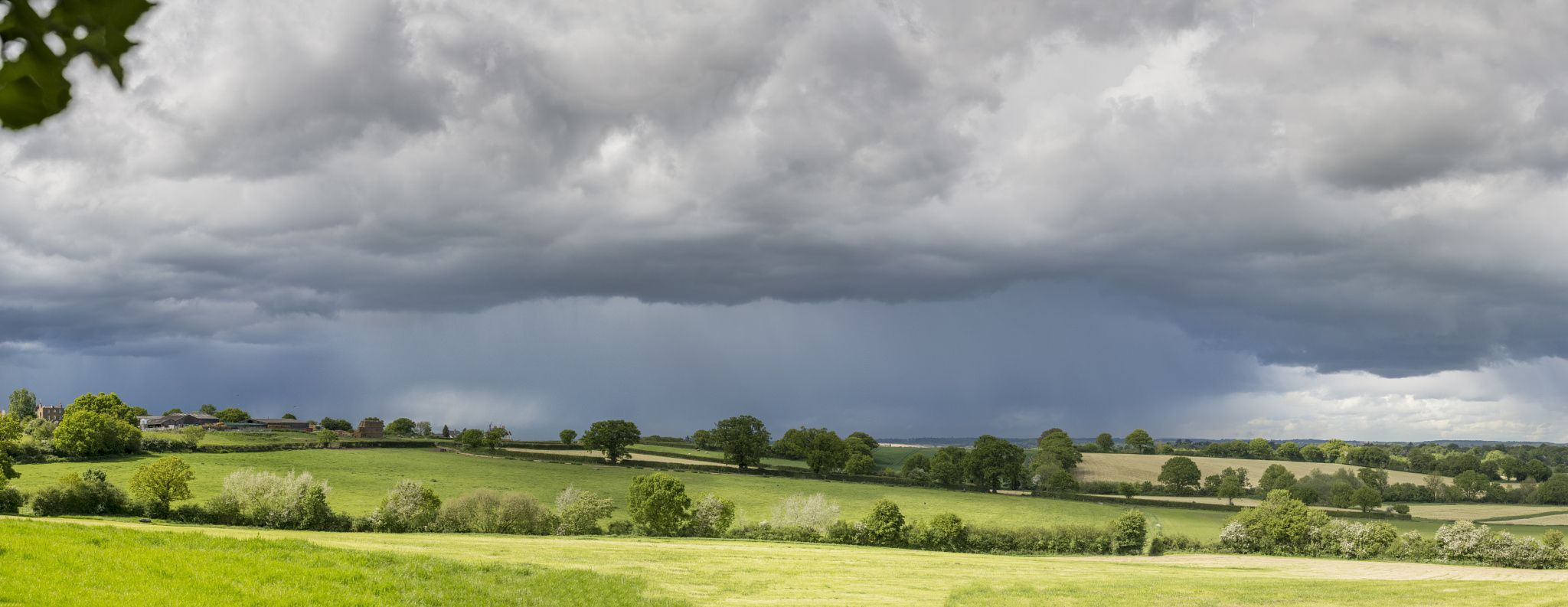 Rainclouds over Hertford Heath by Nigel Lomas on 500px