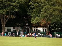 Endcliffe Park Cafe.  Looking forward to a nice cuppa tomorrow after the parkrun :)