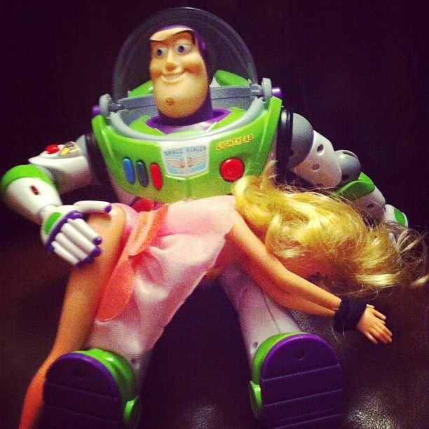 50 Shades of Toy Story